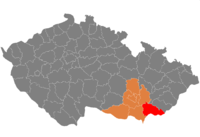 Map CZ - district Hodonin.png