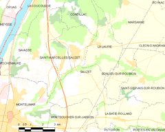 Map commune FR insee code 26338.png