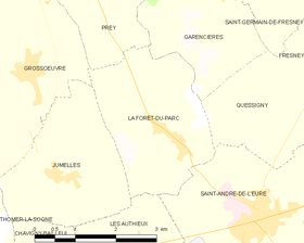 Map commune FR insee code 27256.png