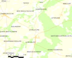 Map commune FR insee code 27685.png