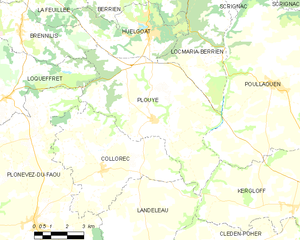 Map commune FR insee code 29211.png