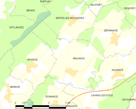 Map commune FR insee code 39308.png