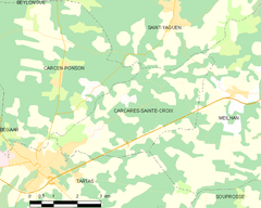Map commune FR insee code 40066.png