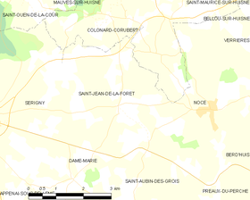 Map commune FR insee code 61409.png
