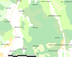 Map commune FR insee code 65205.png