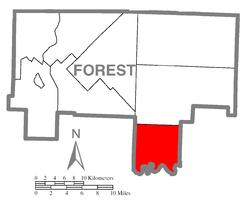 Barnett Township Forest County Pennsylvania  Wikipedia