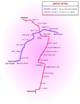 Map of Jaipur Metro created using Inkscape.png