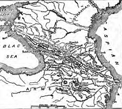 Map of the Caucasus (1833).jpg