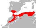 Mapa Podarcis vaucheri.png