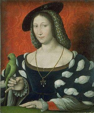 Margarita, Reina consorte de Enrique II, Rey de Navarra