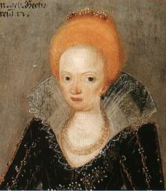 Nicolae Pătrașcu - Marie of Prussia, who, in 1598, was considered as a suitable wife for Nicolae