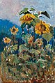 Marie Egner - Study of Sunflowers.jpg