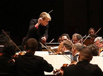 Marin Alsop - Marin Alsop with OSESP