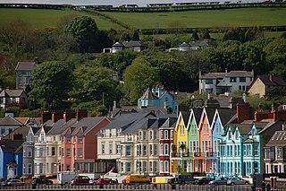 Whitehead, County Antrim Human settlement in Northern Ireland