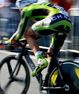 Rock Racing - Mario Cipollini at the Tour of California