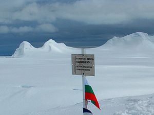 Antarctic Place-names Commission - Field work for the Commission
