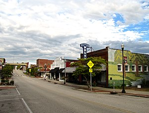Anderson County, Tennessee - Clinton