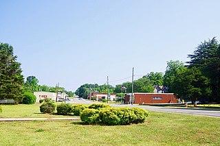 Martin, Georgia Town in Georgia, United States