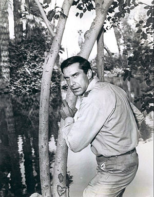 Martin Landau - Landau in his role as Rollin Hand in Mission: Impossible