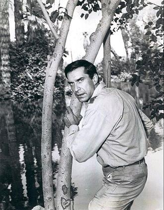 Martin Landau - Landau in his role as Rollin Hand in Mission: Impossible