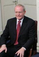 Martin McGuinness -  Bild