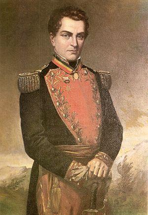 Santiago Mariño - Portrait of Santiago Mariño