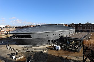 Mary Rose Museum - The New Mary Rose Museum in 2018