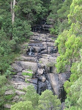 Kinglake National Park - Masons Falls in the Kinglake National Park