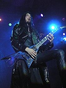 Masters of Rock 2007 - Hammerfall - Oscar Dronjak - 03.jpg