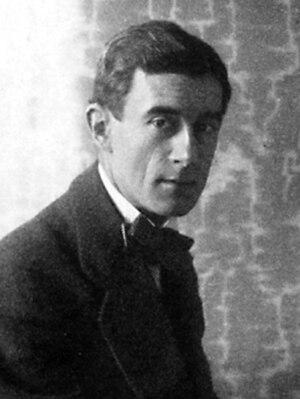 Rapsodie espagnole - Ravel in 1912