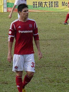 Mauro Rafael da Silva Brazilian footballer