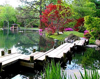 Maymont - The Japanese Garden.