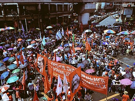 Protests against Rodrigo Duterte - Wikiwand