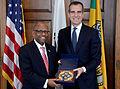Mayor Garcetti with Ethiopian CG Zerihun Retta Shumye (15769442574).jpg