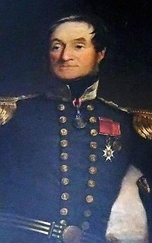 Maurice Berkeley, 1st Baron FitzHardinge - Admiral Lord FitzHardinge
