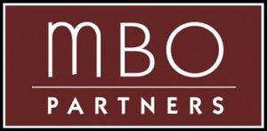 English: logo of MBO Partners