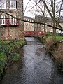 Meanwood Beck - near Highbury Mount - geograph.org.uk - 1137960.jpg