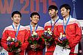 Medal ceremony 2015 WCh FMS-EQ t202439.jpg