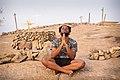 Meditation on the hill.jpg