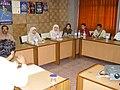 Meeting With Pusat Sains Negara And NCSM Officers - NCSM - Kolkata 2003-09-22 00324.JPG