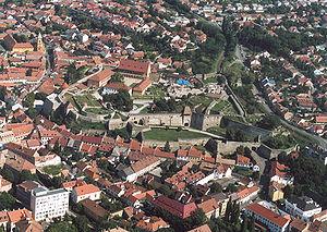 Megyeszékhely - Heves megye - Eger