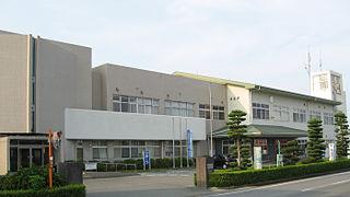 Meiwa, Mie Town in Kansai, Japan