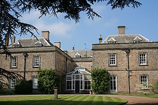 Melbourne Hall Grade I listed historic house museum in South Derbyshire, United Kingdom