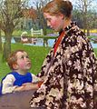 Melchers Mother and child.jpg