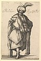Melchior, after Three Magi series by Jacques Bellange MET DP819770.jpg