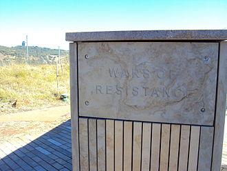 Freedom Park (South Africa) - Memorial - Freedom Park