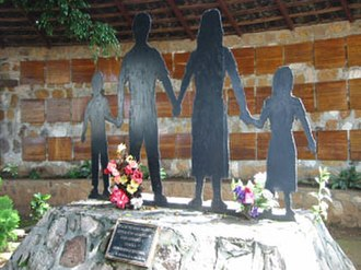 American Convention on Human Rights - Image: Memorial de las víctimas del Mozote