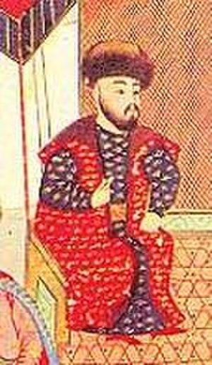 "Ayesha Begum - The father of ""Ayesha Begum"", Meñli I Giray."