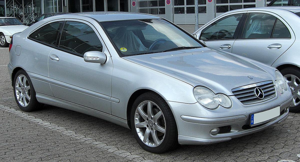Mercedes-Benz Klasy C SportCoupé