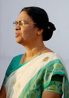 Mercy Williams Indian politician; Mayor of Kochi